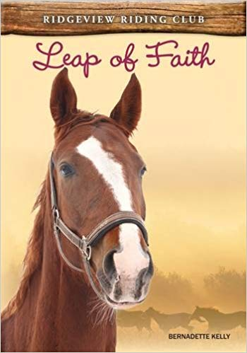 Leap of Faith - Bernadette Kelly