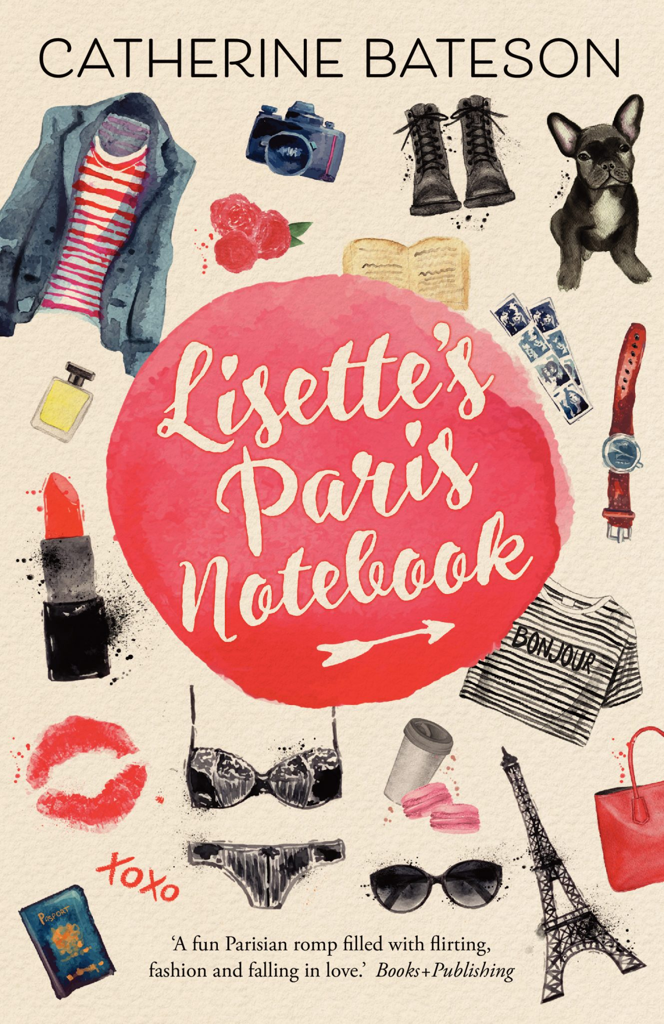 Lisette's Paris Notebook - Catherine Bateson