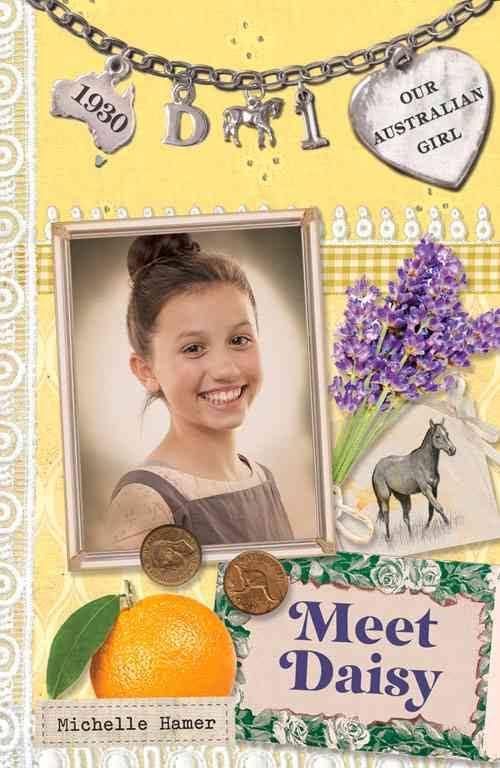 Meet Daisy - Michelle Hamer