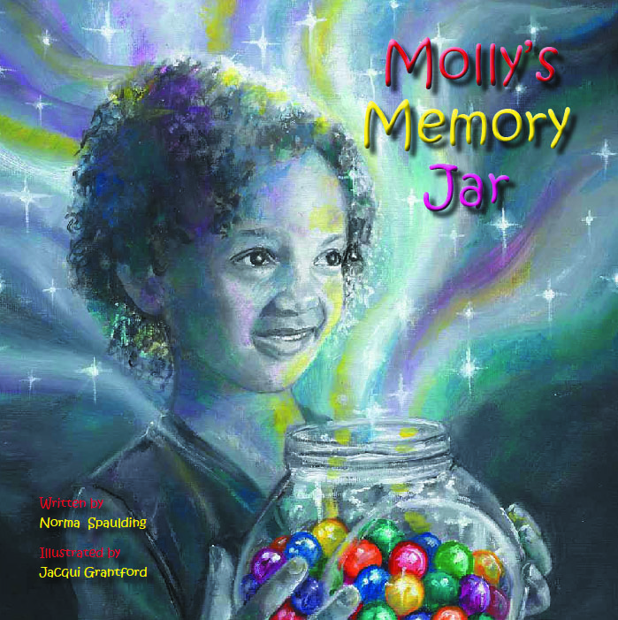 Molly's Memory Jar - Jacqui Grantford
