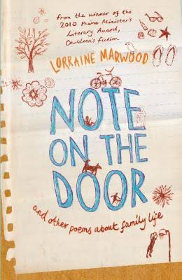 Note on the Door- And Other Poems about Family Life - Lorraine Marwood
