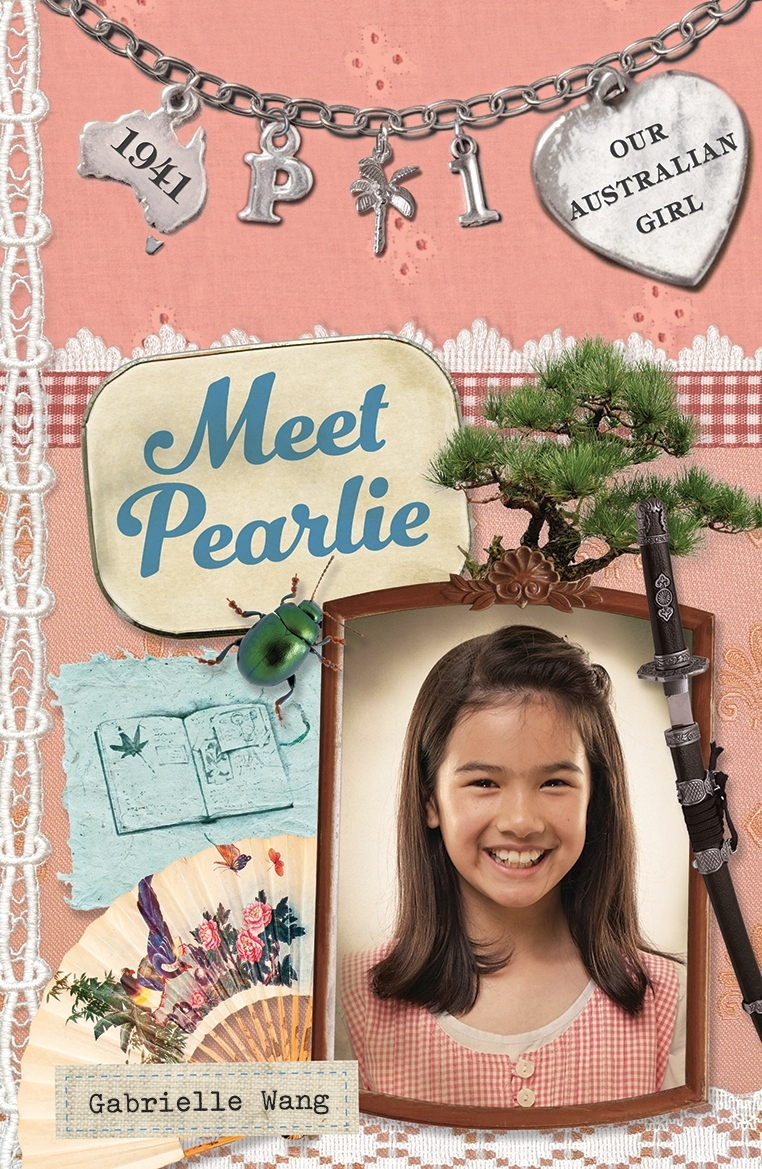 Our Australian Girl Pearlie - Gabrielle Wang