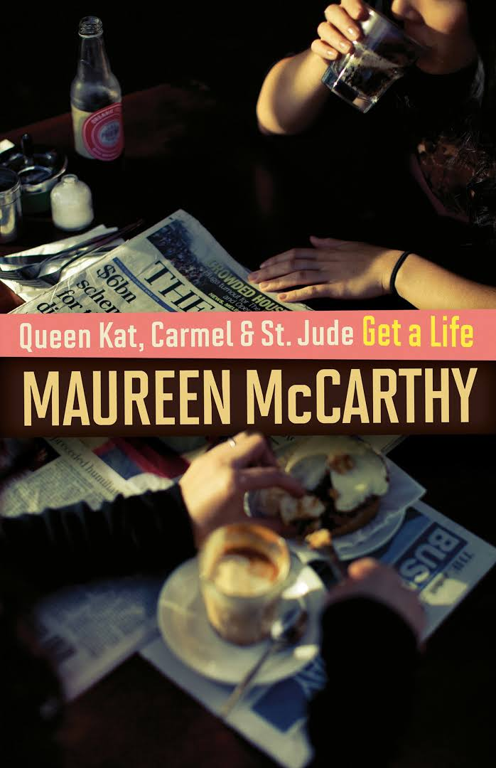 Queen Kat, Carmel and St Jude - Maureen McCarthy