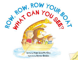 Row Row Row Your Boat - Serena Geddes