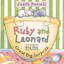 Ruby & Leonard - Judith Rossell