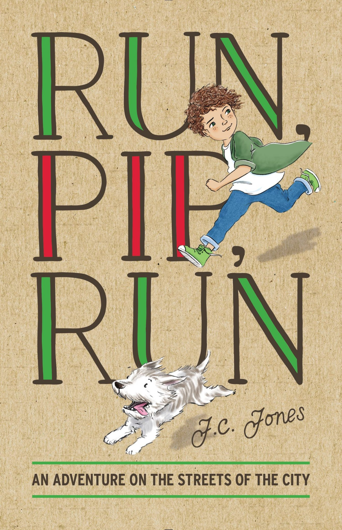 Run Pip, Run - Serena Geddes