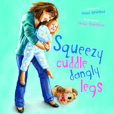 Squeezy Cuddle Dangly Legs - Jacqui Grantford