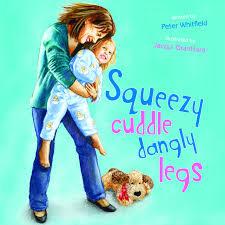 Squeezy Cuddle Dangly Legs - Jacqui Grantford