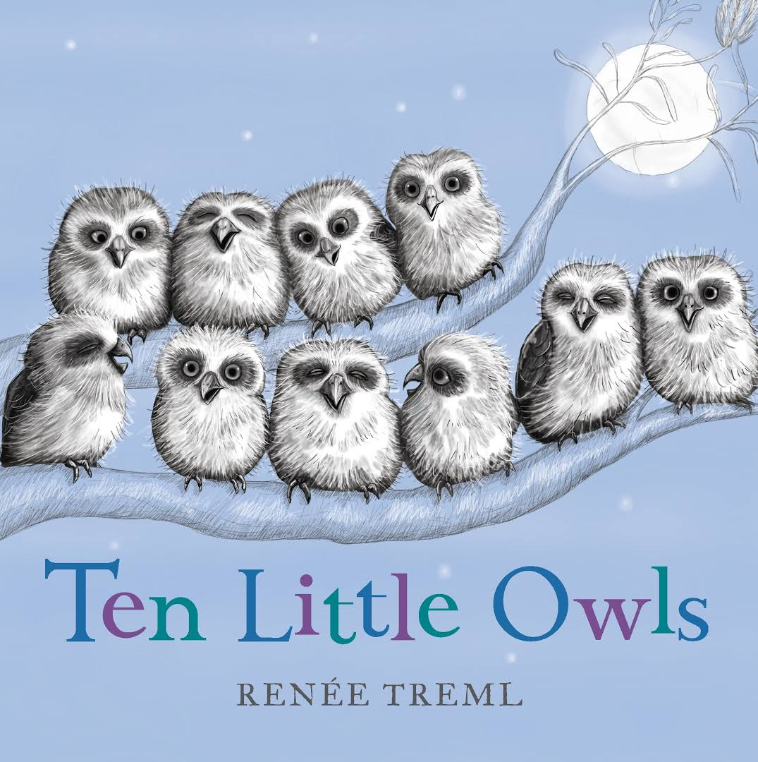 Ten Little Owls - Renee Treml