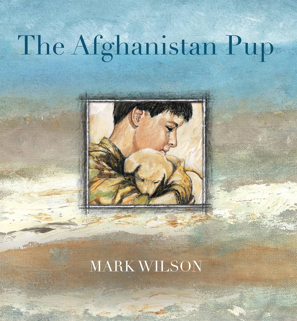 The Afghanistan Pup - Mark Wilson