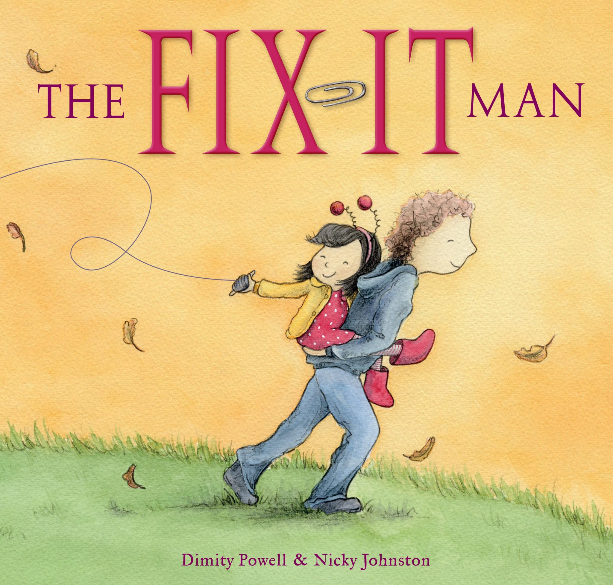 The Fixit Man - Nicky Johnston
