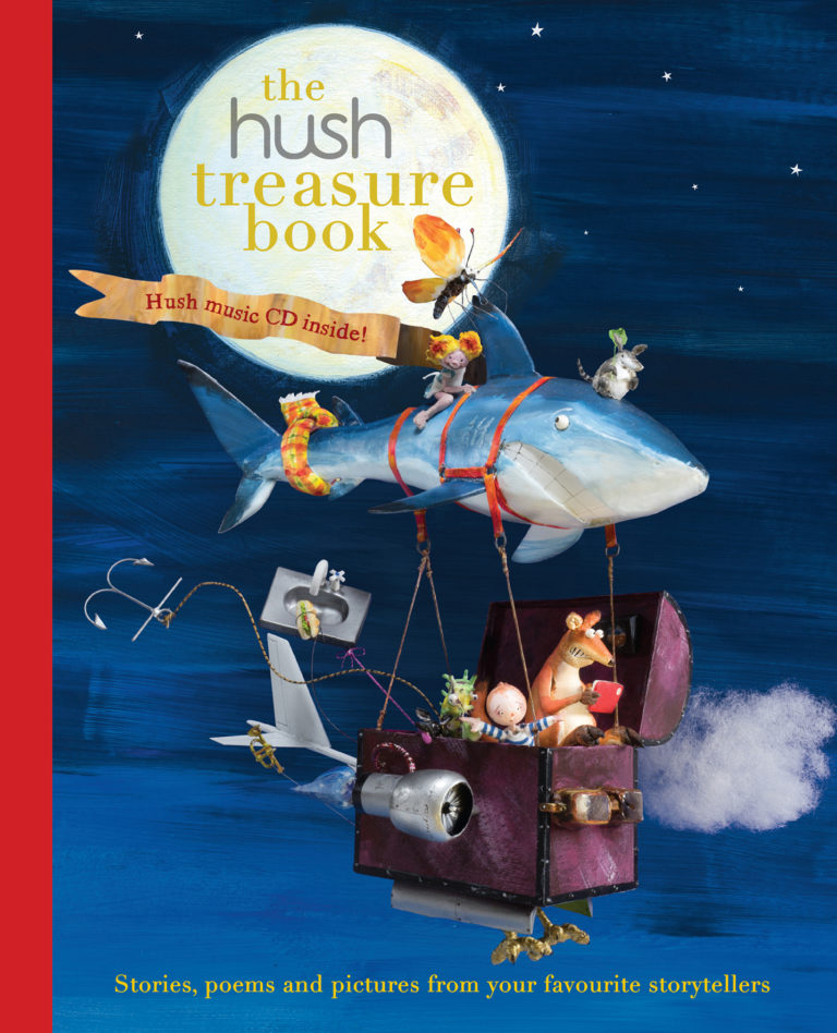 The Hush Treasure Book - Jacqui Grantford
